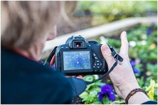 Cambridge beginners photography course